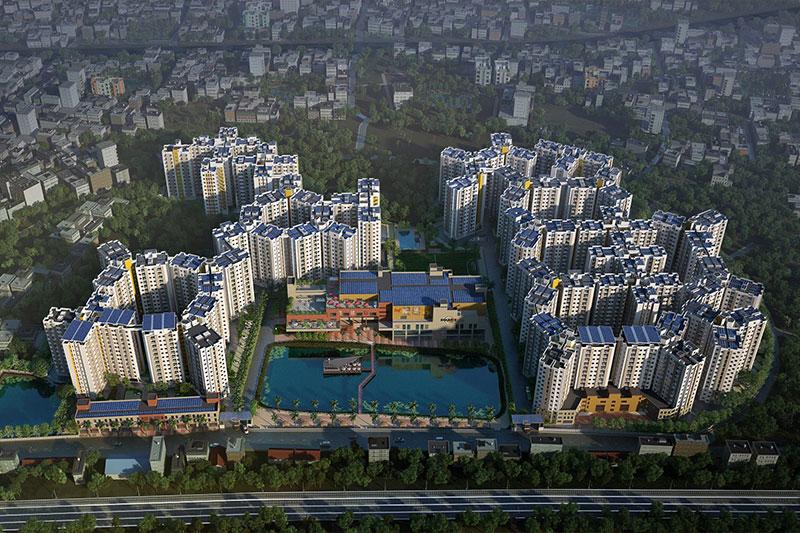 Solaris City Serampore Phase 1